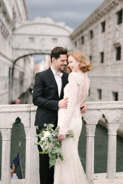 How to Elope in Romantic Venice