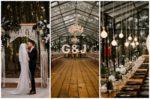 Minimalist Boho Style Wedding Die Woud