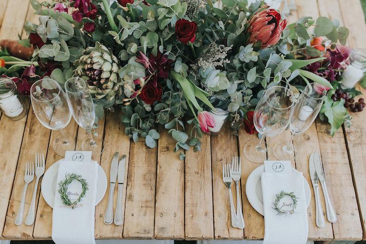 Stunning Outdoor Mountain Wedding Venue Robertson