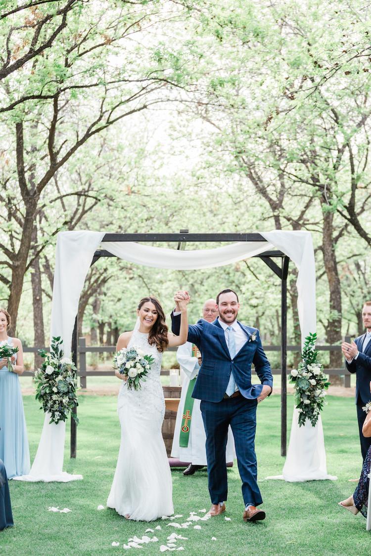 Venue at the Grove Arizona Wedding
