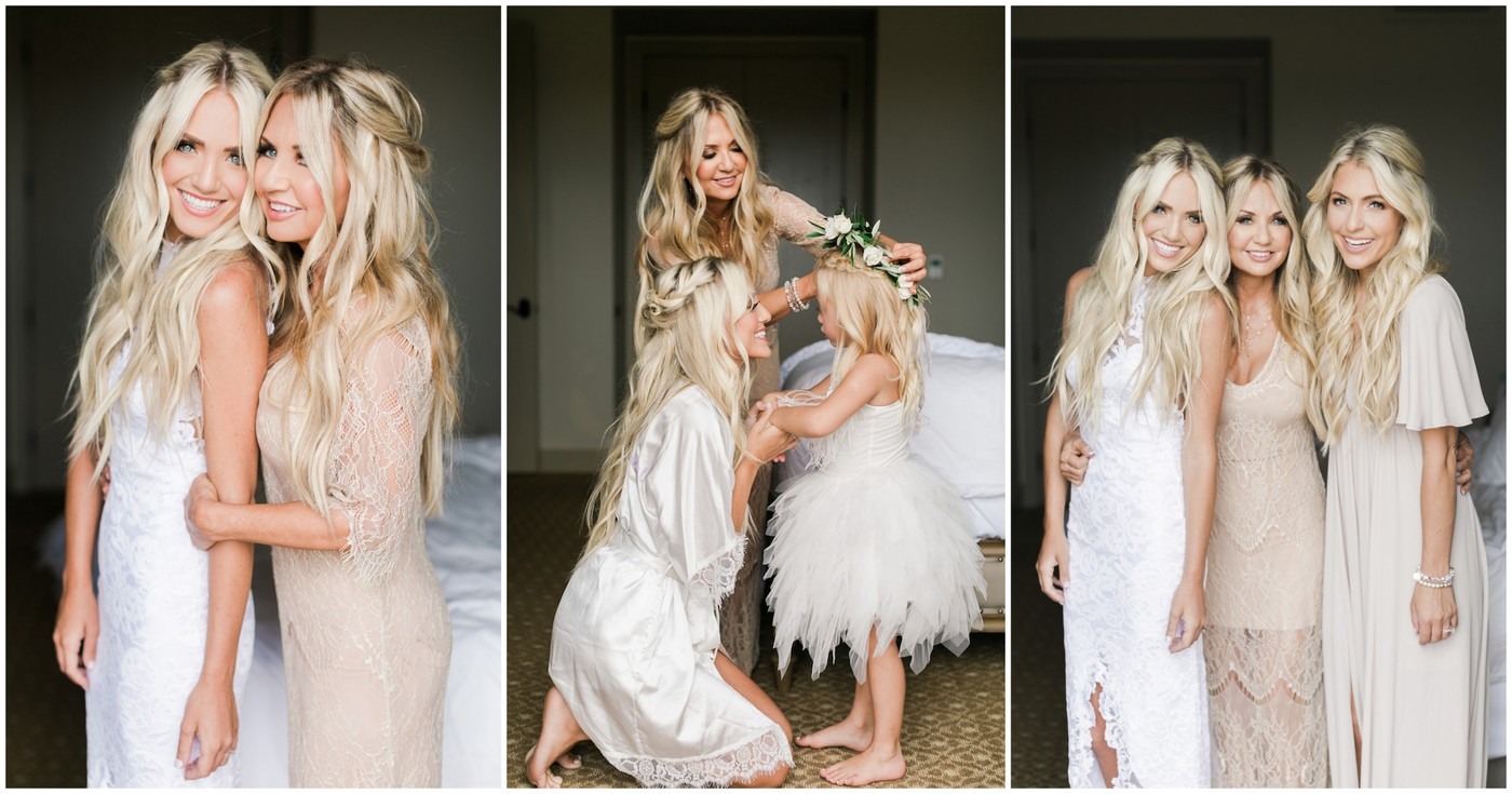 Thoughtful Ways to Honor + Include Mom on Your Wedding Day