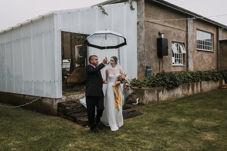 Burnt house farm wedding