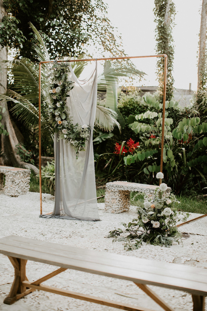 Incredibly Earthy Organic Outdoor Wedding Ideas