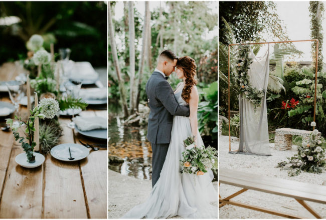 Incredibly Earthy, Organic Outdoor Wedding Ideas