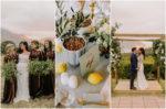 Earthy Vegan Wedding