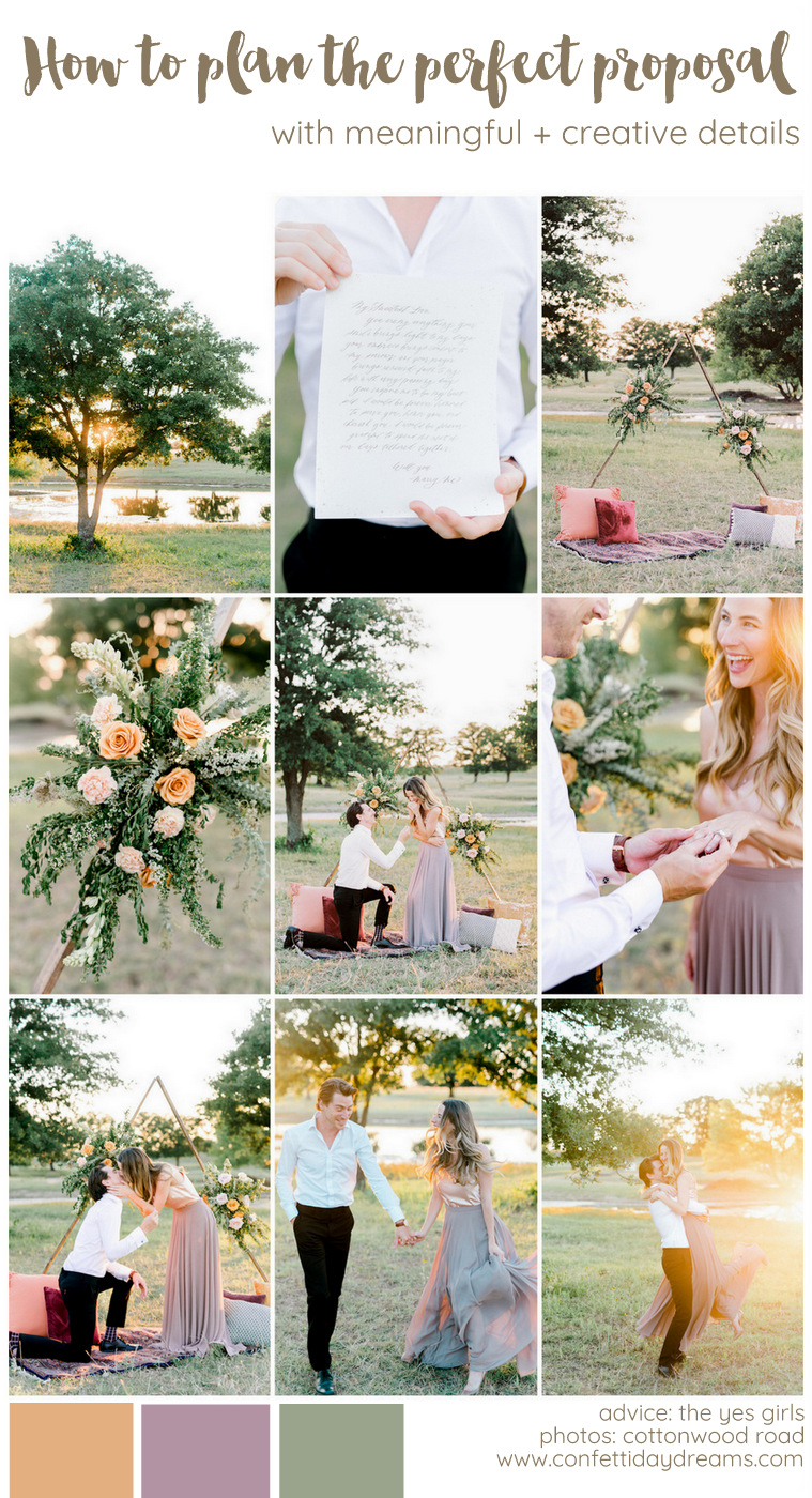 10 Tips for a Creative and Thoughtful Proposal