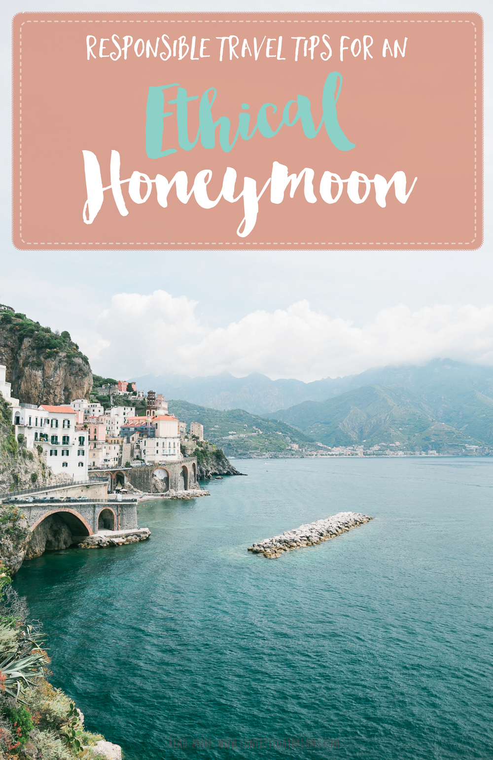 Responsible Ethical Honeymoon Travel Tips