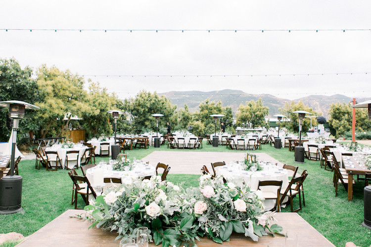 Whimsical Outdoor Orchard Wedding Camarillo