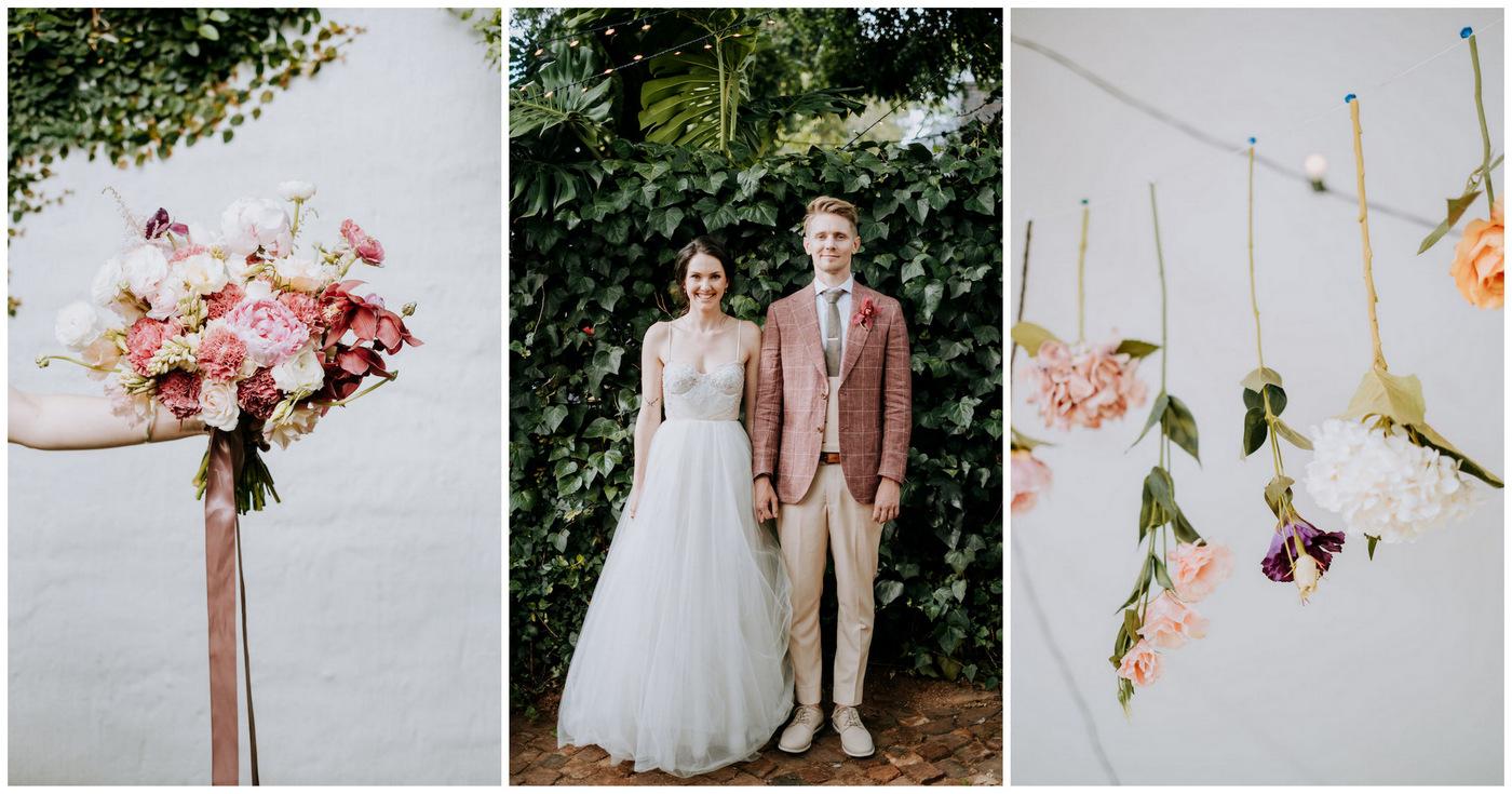 Cheerful Garden Wedding in JHB
