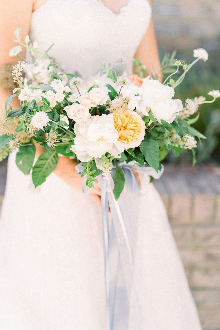 Romantic Peony Bouquets