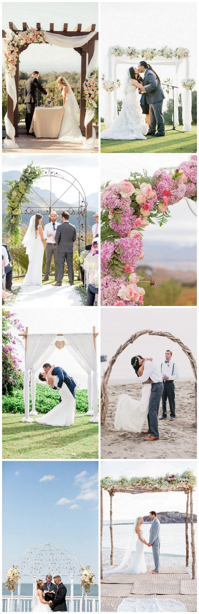 Amazing Wedding Arch Ideas 01