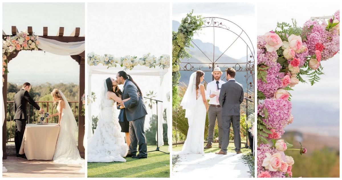 Amazing Wedding Arch Ideas 05
