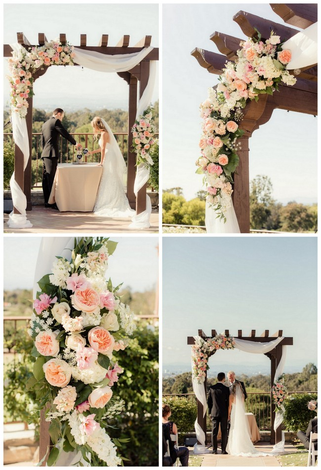 Amazing Wedding Arch Ideas 2