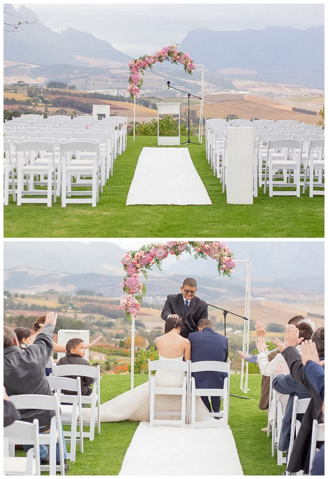 Amazing Wedding Arch Ideas 6