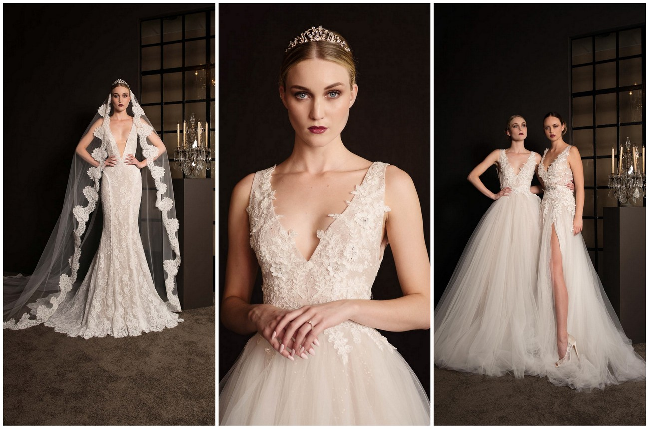 Introducing: Anna Georgina's Sumptuous 2016 Wedding Dress Collection