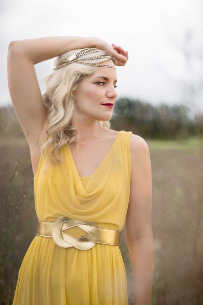 How to mix + match autumn bridesmaid dresses