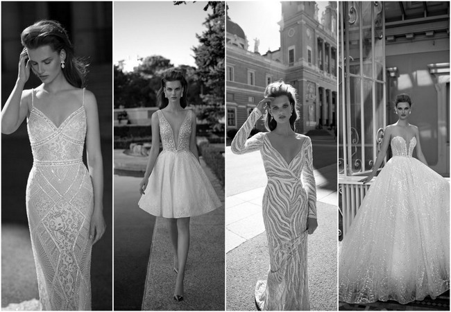 Just Released: Berta 2016 Wedding Dress Collection!