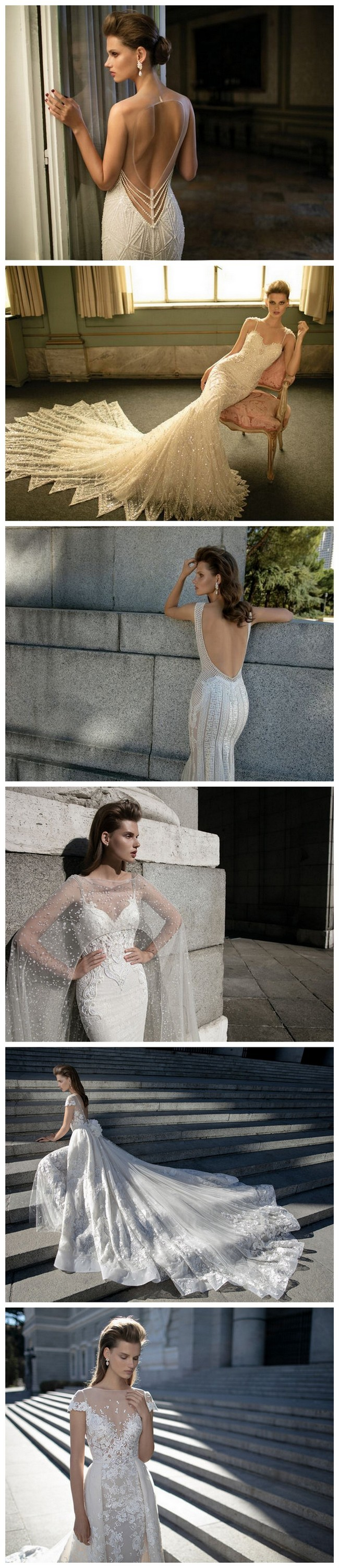 BERTA 2016 Wedding Dress Collection
