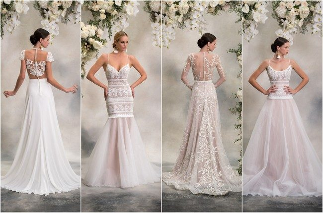Unique + Beautiful South African Wedding Dresses: Anna Georgina Inca Lily Collection