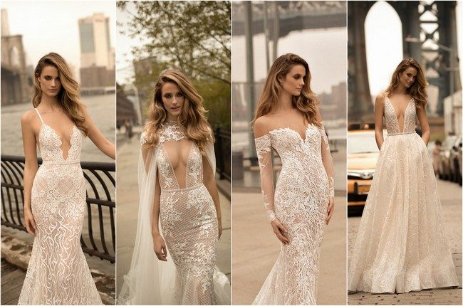 Feast your Eyes on Hot New Berta Wedding Dresses for 2018!