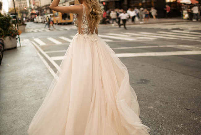 Worldwide Reveal: Berta Wedding Dresses for 2017!