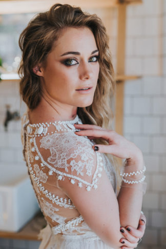 Best wedding dress for your body