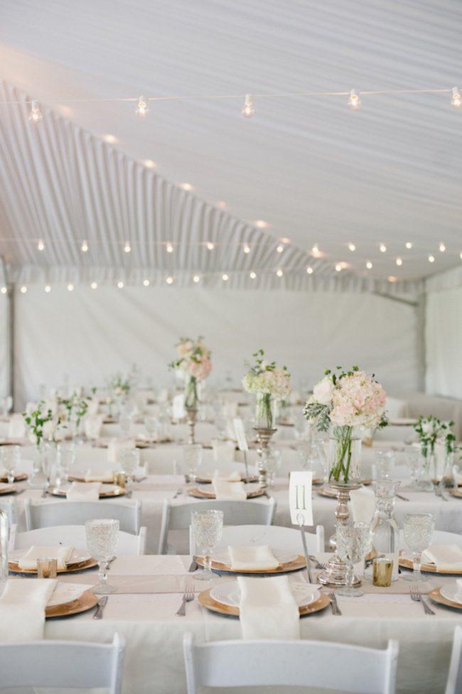 Blush Gold White Outdoor Seattle Wedding 44