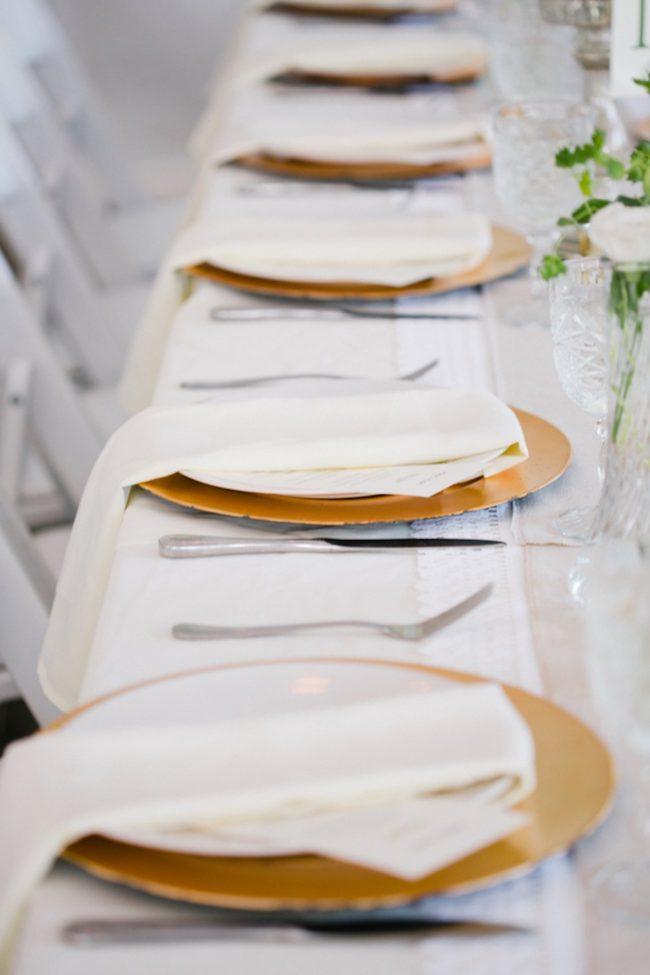 Blush Gold White Outdoor Seattle Wedding 57
