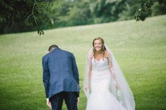 Blush Indiana Barn Wedding 18