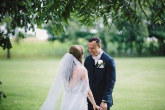 Blush Indiana Barn Wedding 19