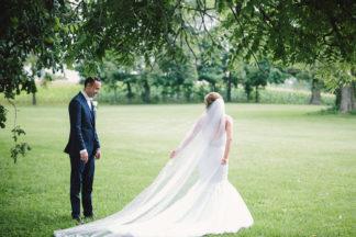 Blush Indiana Barn Wedding 20
