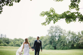 Blush Indiana Barn Wedding 23