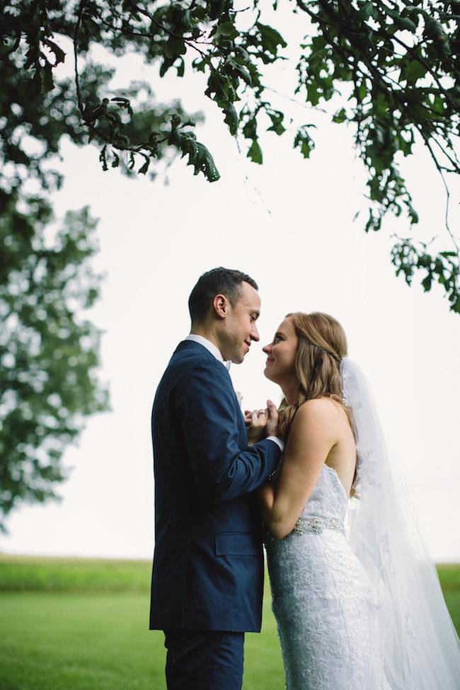 Blush Indiana Barn Wedding 25