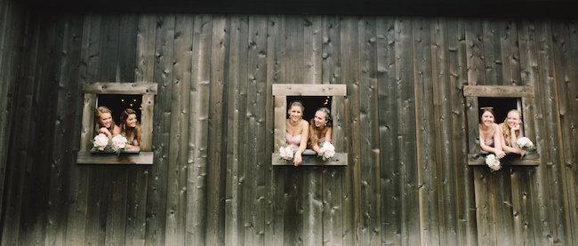 Blush Indiana Barn Wedding 34