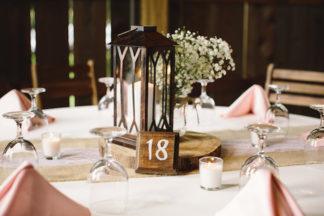 Blush Indiana Barn Wedding 37