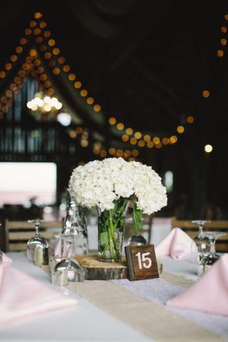 Blush Indiana Barn Wedding 4
