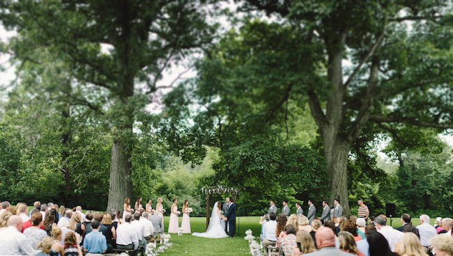 Blush Indiana Barn Wedding 49