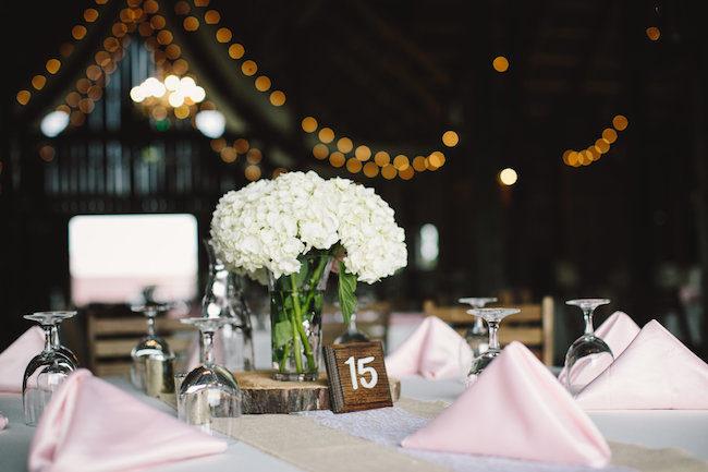 Blush Indiana Barn Wedding 5