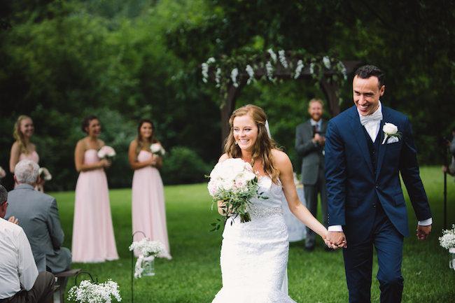 Blush Indiana Barn Wedding 55