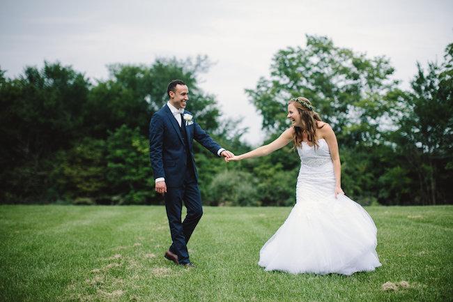 Blush Indiana Barn Wedding 59
