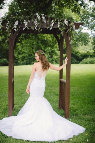 Blush Indiana Barn Wedding 63