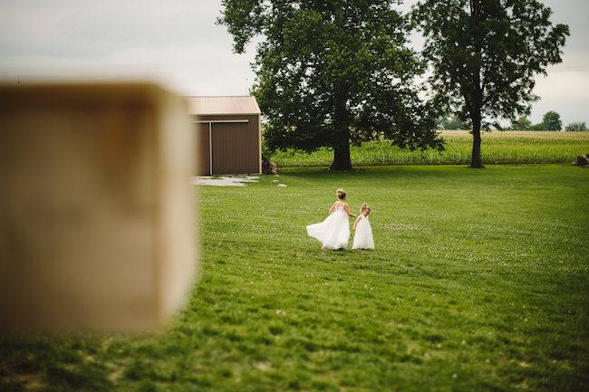 Blush Indiana Barn Wedding 68