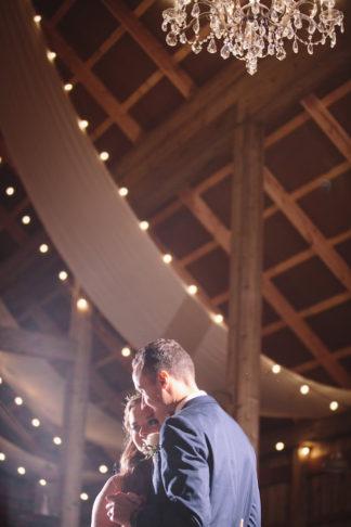 Blush Indiana Barn Wedding 74