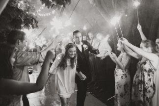 Blush Indiana Barn Wedding 76
