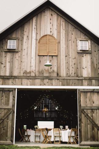 Blush Indiana Barn Wedding 8