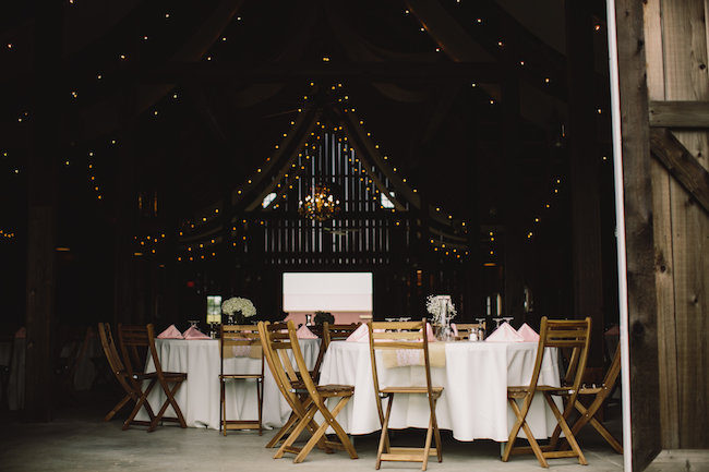 Blush Indiana Barn Wedding 9