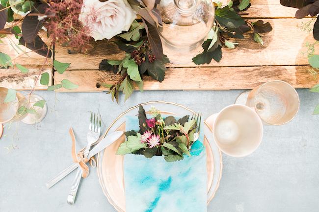 Bohemian themed Wedding Ideas