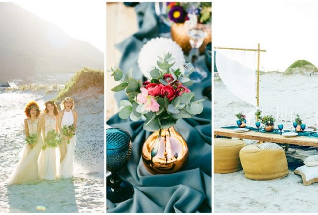 Planning a Boho Beach Wedding: Ideas + Tips