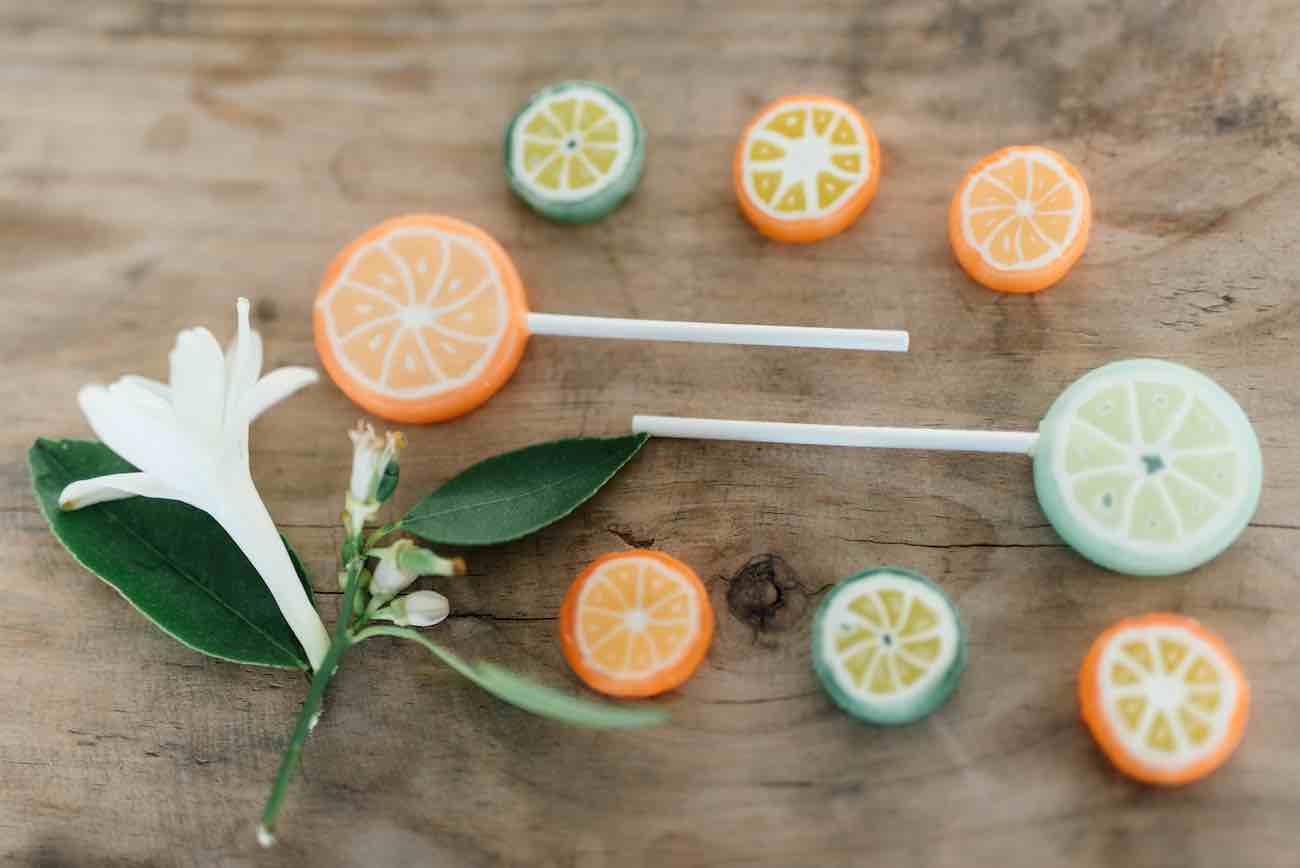 Citrus Wedding Ideas