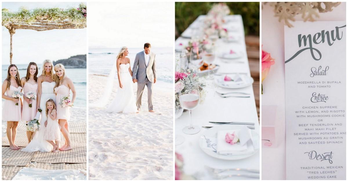 Diy Beach Wedding Ideas 3